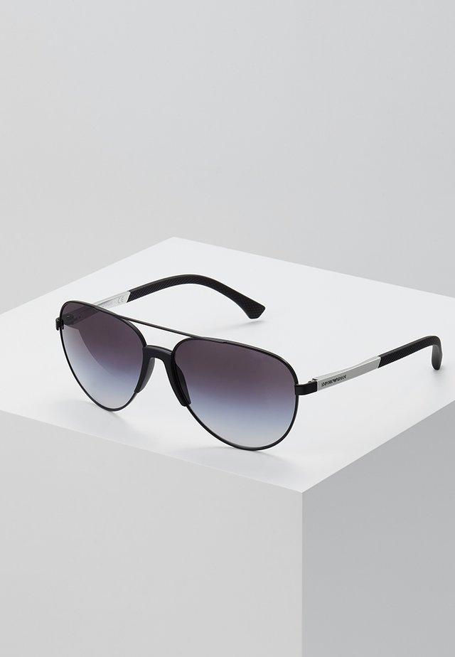 Sonnenbrille - matte black