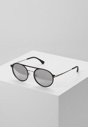 Sunglasses - matte black/matte silver