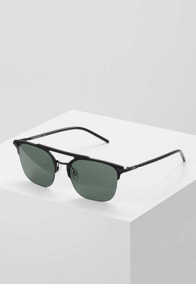 Emporio Armani - Sunglasses - black