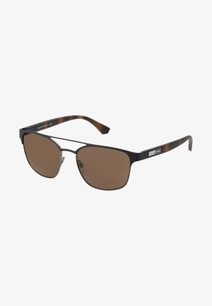 Sluneční brýle - brown/matte gunmetal