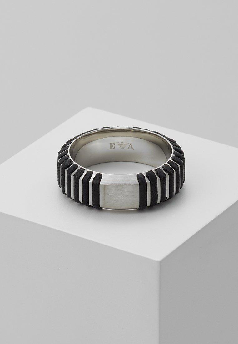 Emporio Armani - Ring - silver-coloured