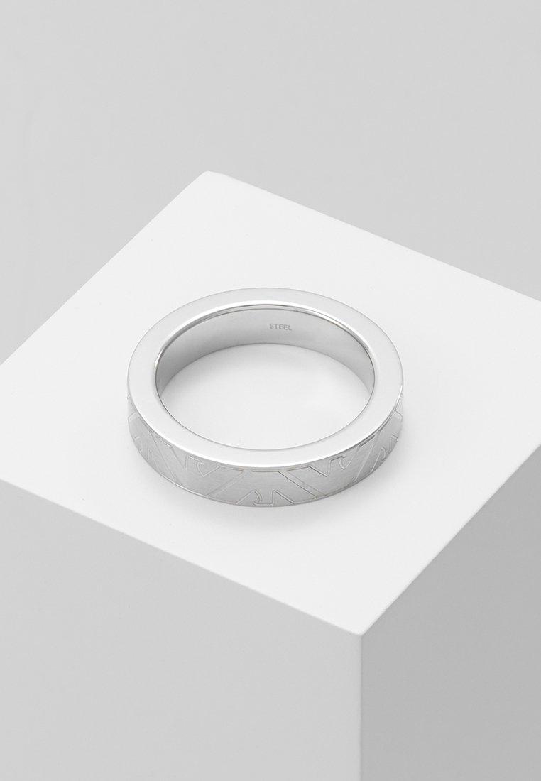 coloured BagueSilver Armani Emporio BagueSilver Emporio Armani Silver Silver 0m8vnwN