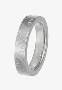 Emporio Armani - Prsten - silver-coloured - 3