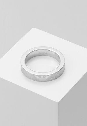 Prsten - silver-coloured