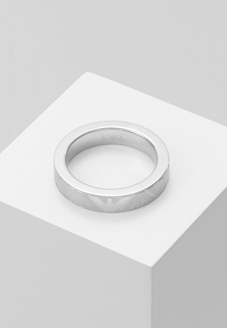 Emporio Armani - Prsten - silver-coloured