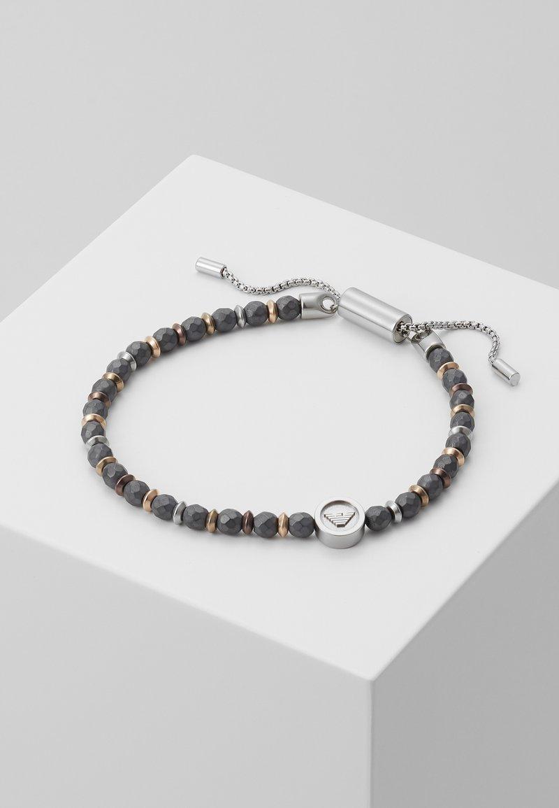 Emporio Armani - Bracelet - silver-coloured