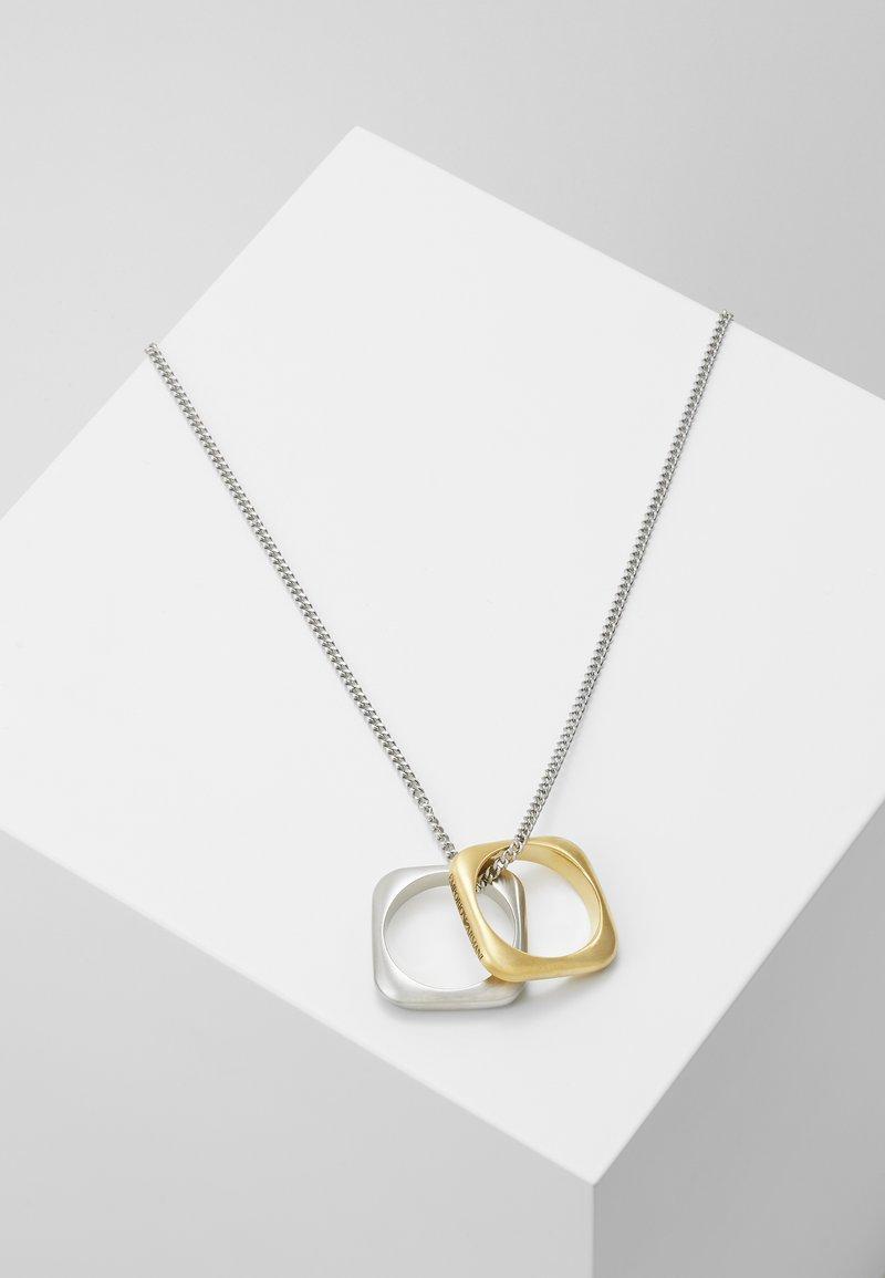 Emporio Armani - Necklace - silver-coloured