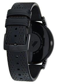 Emporio Armani - Kronograf - black - 2