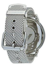 Emporio Armani - Hodinky se stopkami - silver-coloured - 2