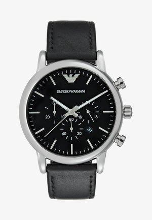 Chronograaf - schwarz