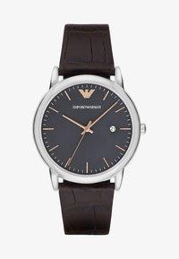 Emporio Armani - Reloj - dunkelbraun - 1