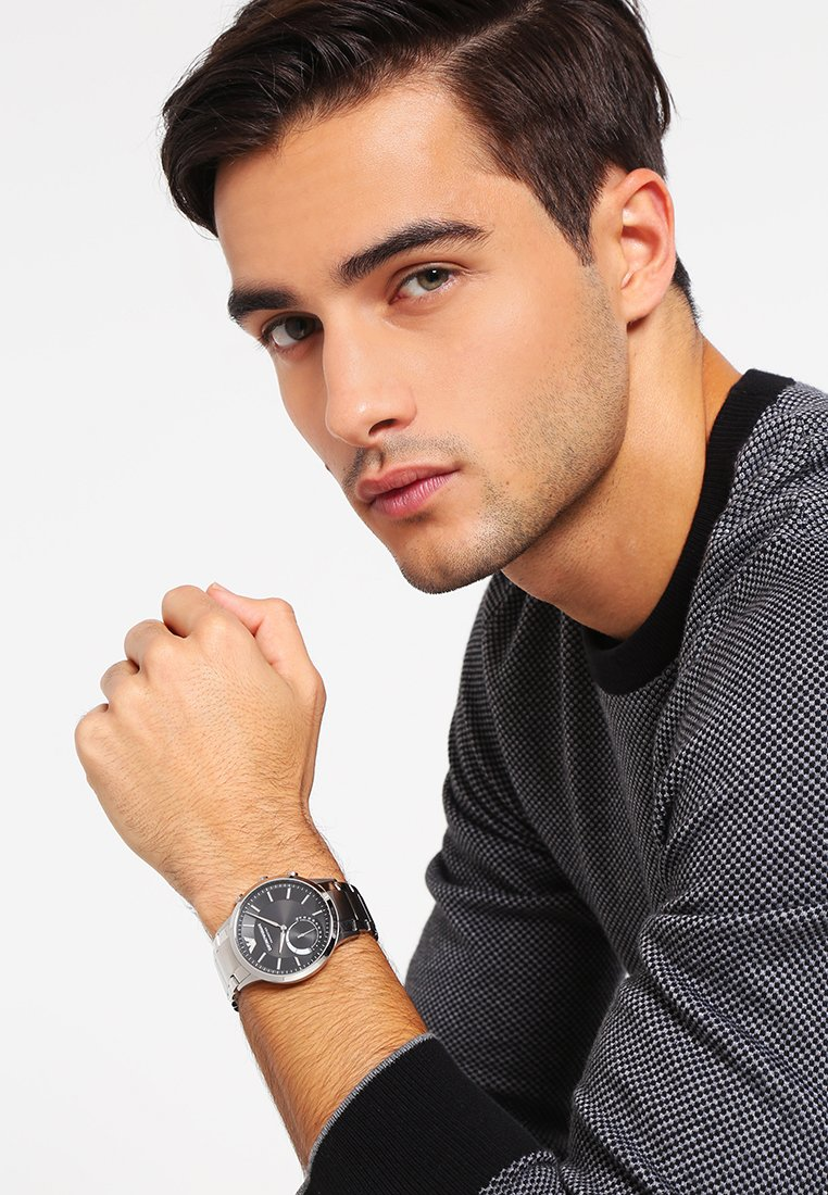 Emporio Armani Connected - Watch - silver-coloured