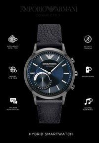 Emporio Armani Connected - Smartwatch - schwarz - 4
