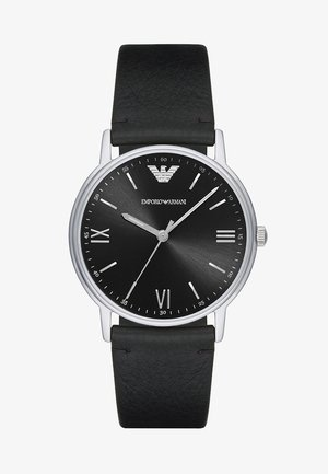 Klokke - schwarz