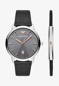 Emporio Armani - Watch - schwarz - 1