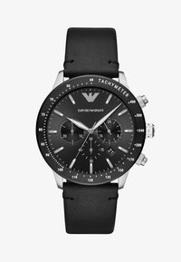 Emporio Armani - Zegarek chronograficzny - black - 1