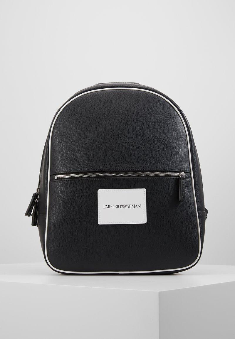 Emporio Armani - Reppu - black