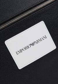 Emporio Armani - Reppu - black - 5