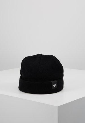 Čepice - nero