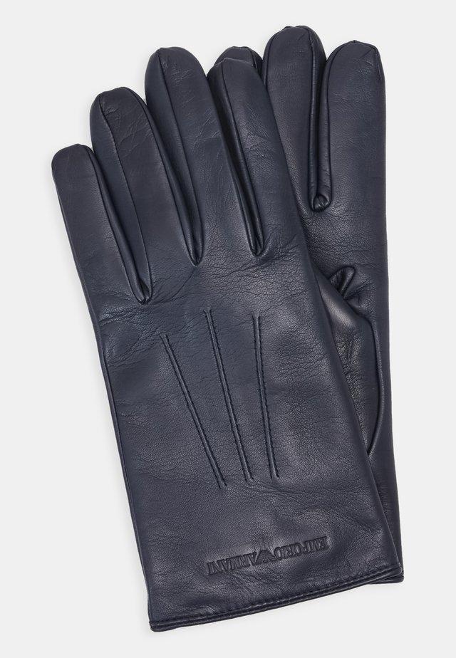 Fingerhandschuh - blu notte