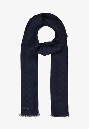 Scarf - blue navy