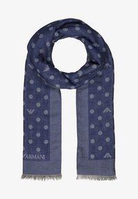 Emporio Armani - Écharpe - bluette/royal blue - 0
