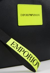 Emporio Armani - Kabelka - black - 2