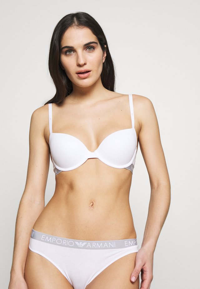 BRA - Push-up-bh'er - bianco