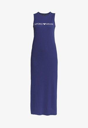LONG TANK DRESS LOVER - Maxi šaty - indigo blue