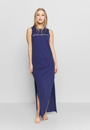 LONG TANK DRESS LOVER - Maxi-jurk - indigo blue