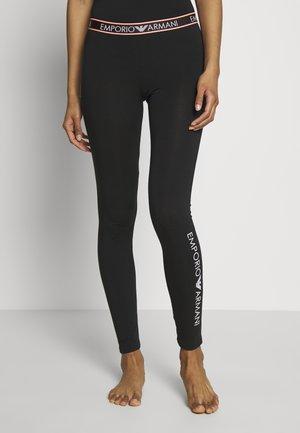 LEGGINGSVISIBILITY ICONIC LOGOBAND - Pyjamasbukse - black