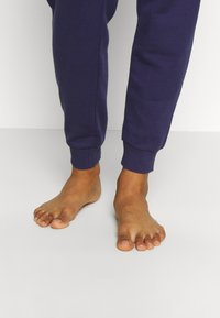Emporio Armani - PANTS WITH CUFFSVISIBILITY ICONIC - Pyjamabroek - indigo blue - 3