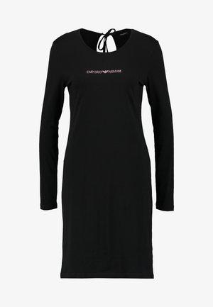 NIGHT DRESS - Camisón - nero/black
