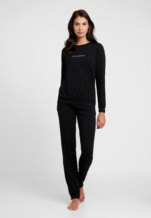 BASIC SET - Pijama - nero/black