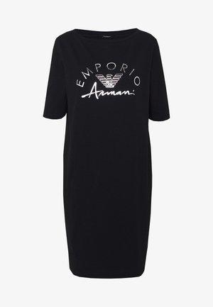NIGHT DRESSVISIBILITY LOGO LOVER - Nattskjorte - black