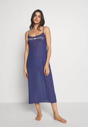 NIGHT DRESSVISIBILITY ICONIC LOGOBAND - Koszula nocna - indigo blue