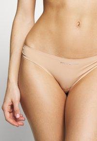 Emporio Armani - BRAZILIAN BRIEF 2 PACK - Underbukse - rosa chiaro - 4