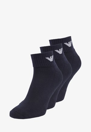 3 PACK - Chaussettes - navy blue