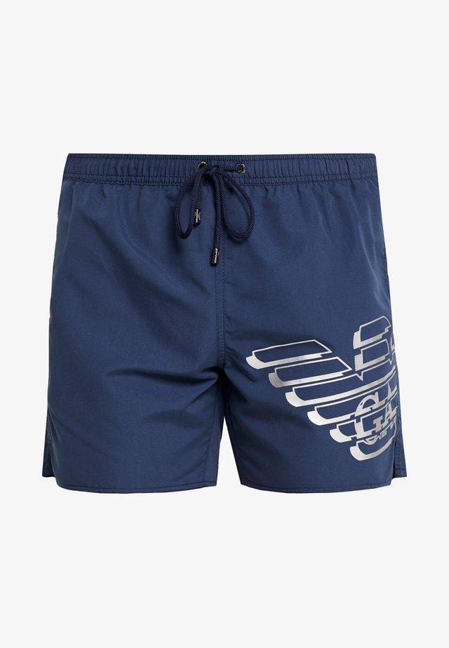 BOXER BEACHWEAR - Swimming shorts - navy blue