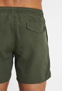 Emporio Armani - BOXER BEACHWEAR - Swimming shorts - military green - 1
