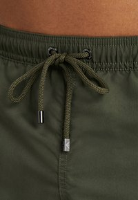 Emporio Armani - BOXER BEACHWEAR - Swimming shorts - military green - 3
