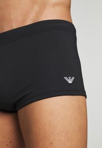 Emporio Armani - SWIMMING TRUNK - Zwemshorts - nero - 3