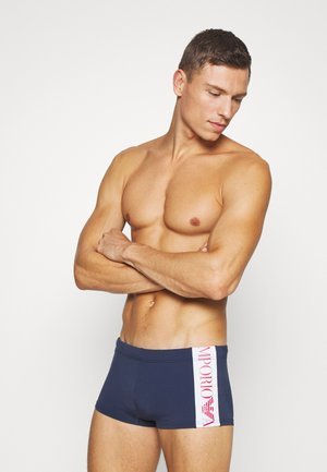 SWIMMING TRUNK - Zwemshorts - blu navy