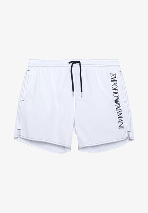 BOXER - Zwemshorts - bianco/white
