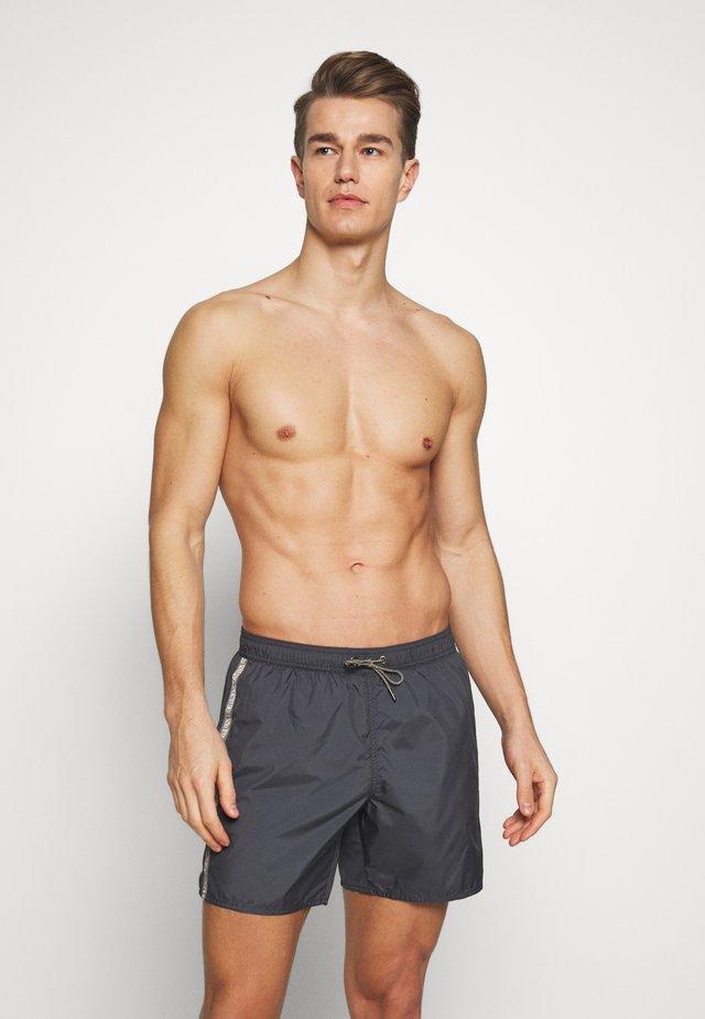BOXER - Shorts da mare - antracite
