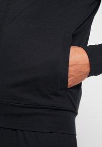 Emporio Armani - BASIC LOUNGEWEAR  - Pijama - black - 3