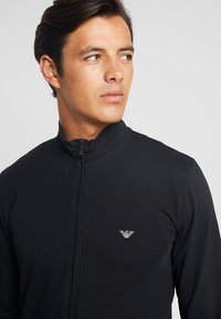 Emporio Armani - BASIC LOUNGEWEAR  - Pijama - black - 6