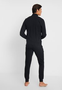 Emporio Armani - BASIC LOUNGEWEAR  - Pijama - black - 2