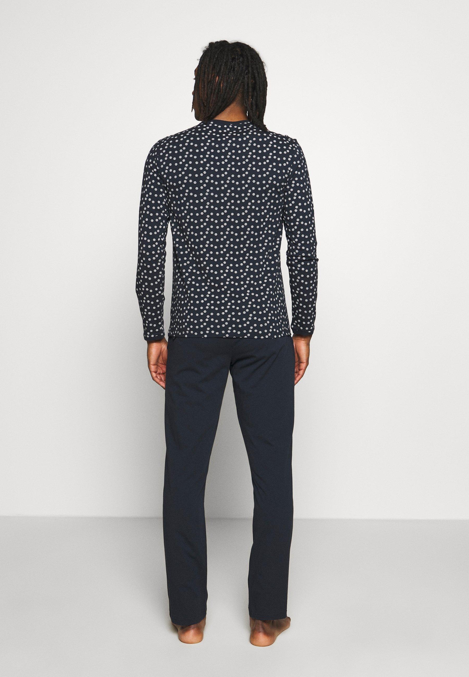 Emporio Armani Set - Pyjamasöverdel Esagono Hexagon