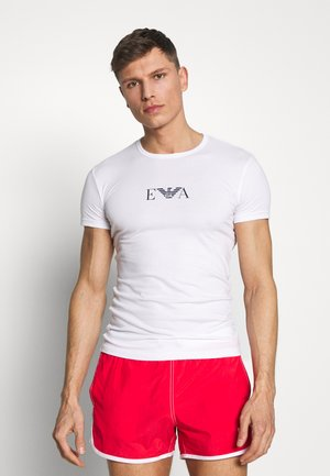 Pyžamový top - bianco